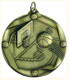 MD603/AG MEDAL d-60 mm